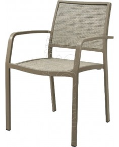 LIRA SI - Sedia Legno-Sedile Imbottito