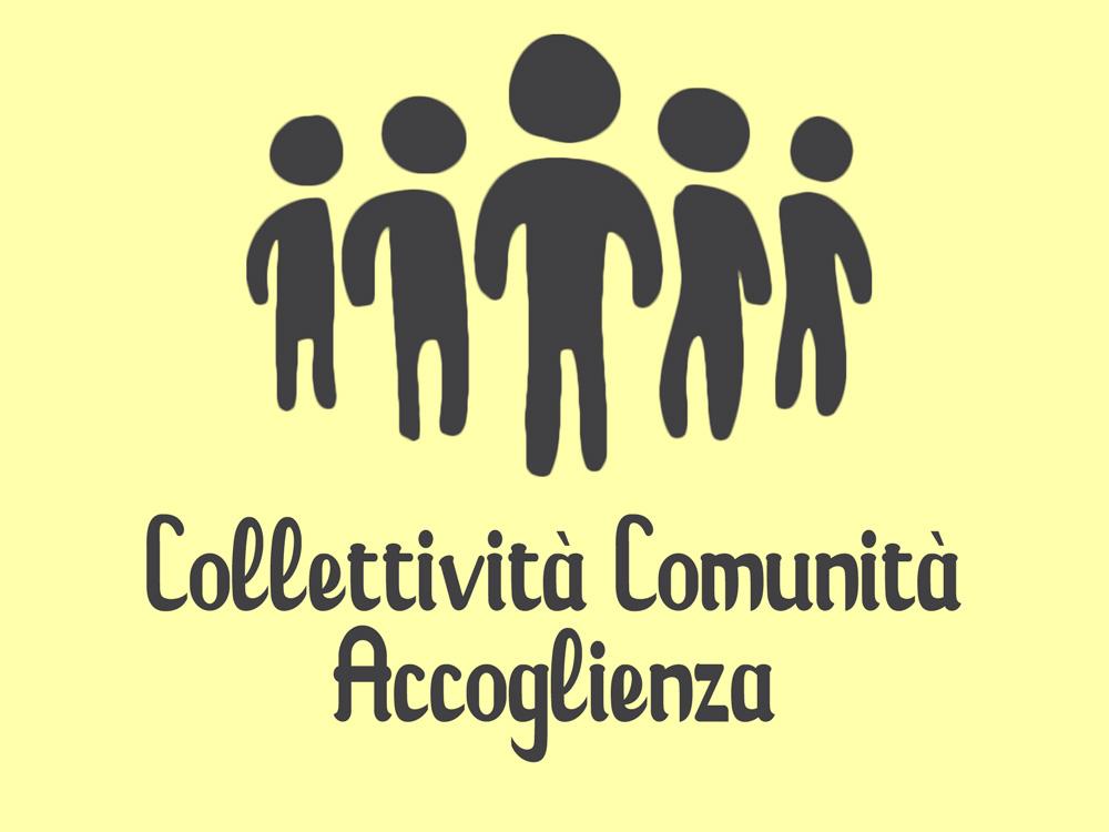 comunita collettivita e accoglienza
